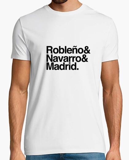 Camiseta Robleño y Valdellán