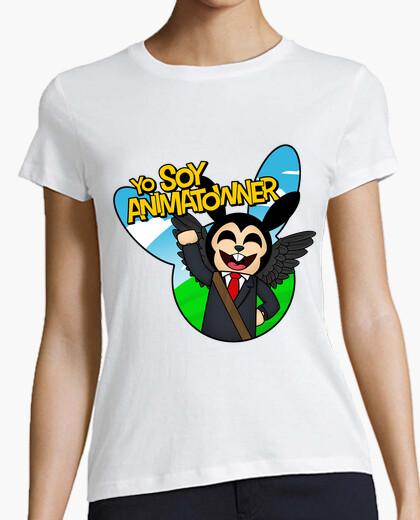 T-shirt roblox: i sono animatowner brevi - a maniche donne
