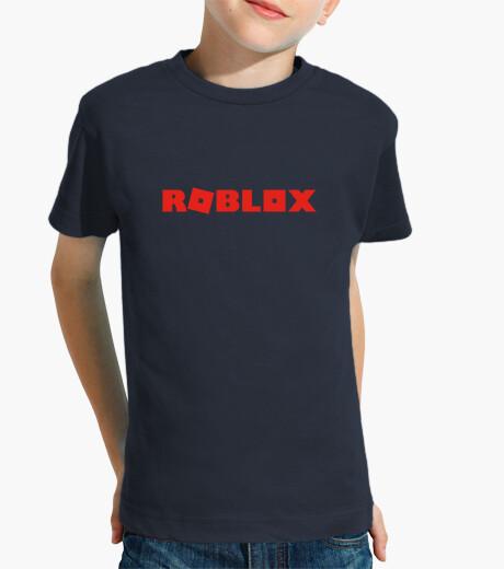 Ropa infantil Roblox logo