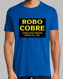 Robo Cobre