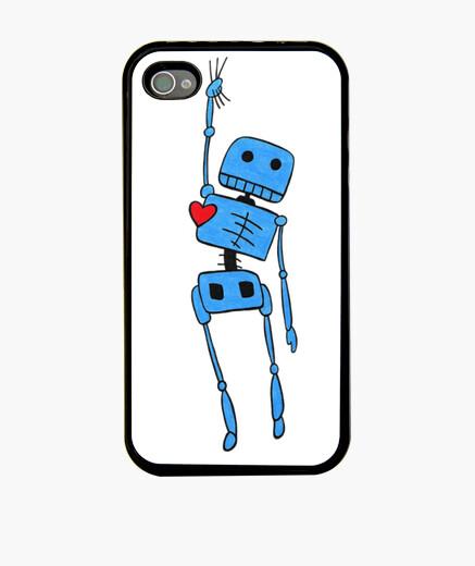 Coque iPhone robot