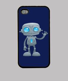 robot agitant
