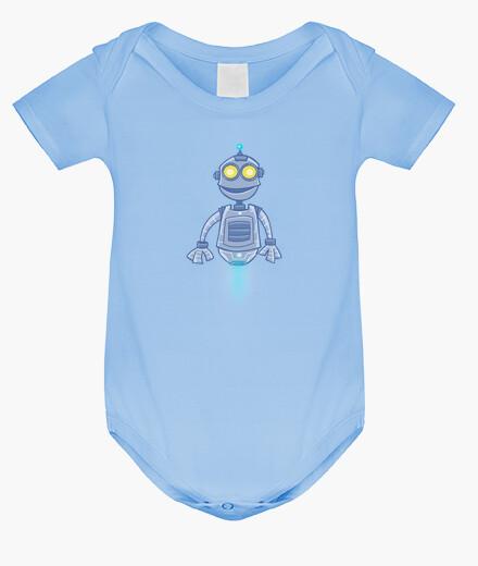 Vêtements enfant robot déprogrammé