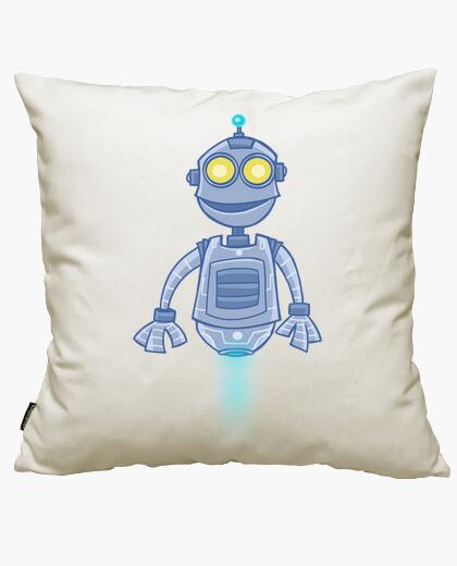 Funda cojín Robot desprogramado