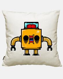 robot inquietante