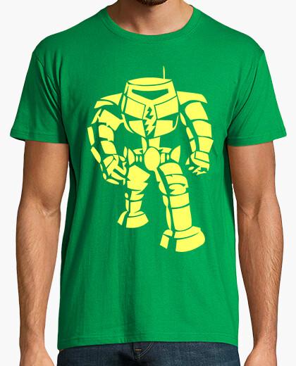 Tee-shirt Robot man