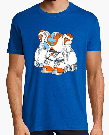 Camiseta Robot Manga