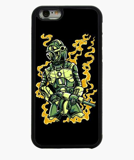 Funda iPhone 6 / 6S Robot Soldier