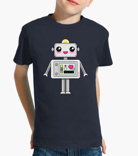 Ropa infantil Robot vintage kawaii