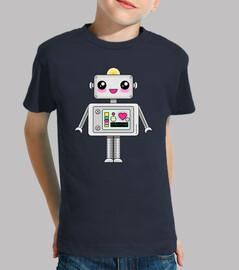 robot vintage kawaii