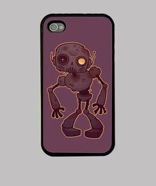 robot zombie rouillé