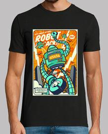 Roboter attacke
