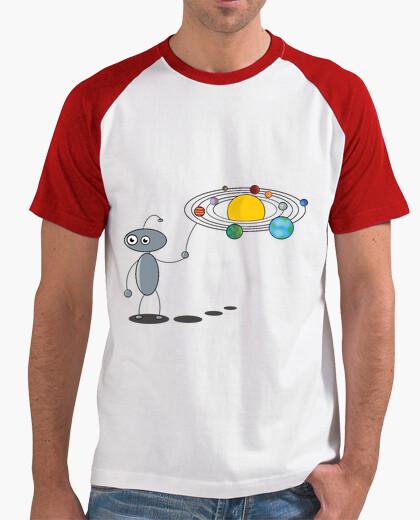 Camiseta Robot´s baloon