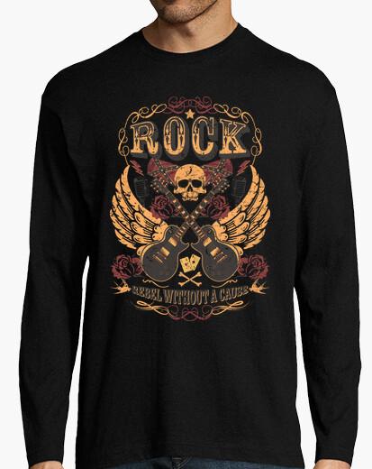 T-shirt roccia