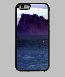 roccia violeta