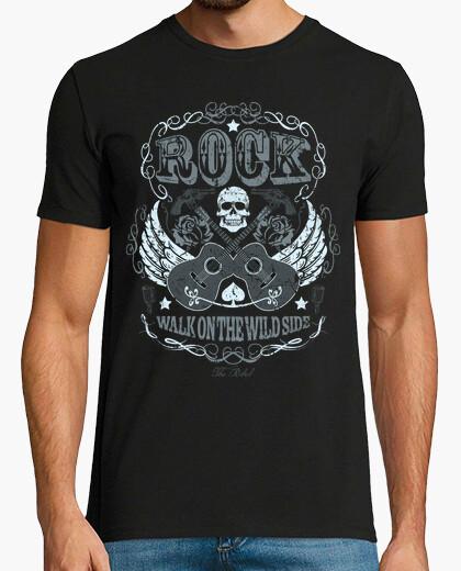 Tee-shirt Rock
