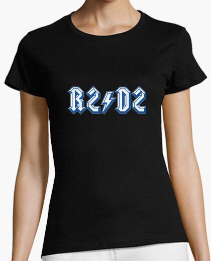 Tee-shirt rock2-d2