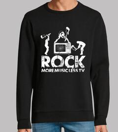rock - più musica meno tv