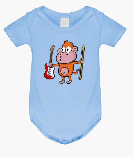 Abbigliamento bambino rock  monkey amp giochi di ruolo l