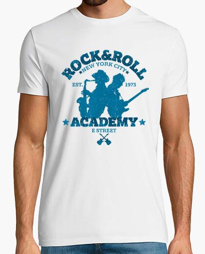 Camiseta Rock & Roll Academy