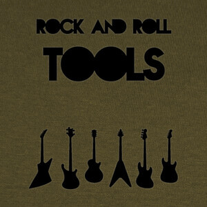 Camisetas Rock and Roll Tools