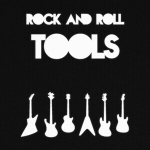 Camisetas Rock and Roll Tools B