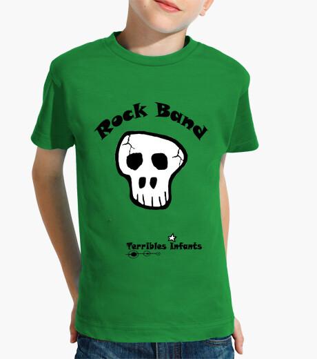 Ropa infantil Rock Band