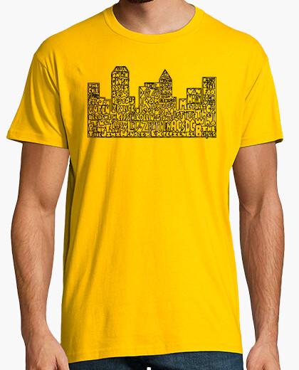 Camiseta Rock City