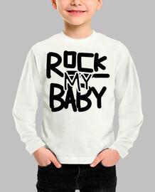 rock de mi bebé / bebé / nacimiento