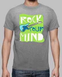 rock dein verstand - rock and roll geschenk