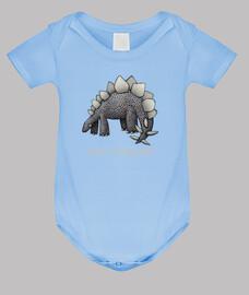 rock dinosaure stégosaure
