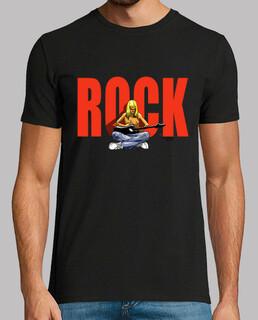 rock guitar música