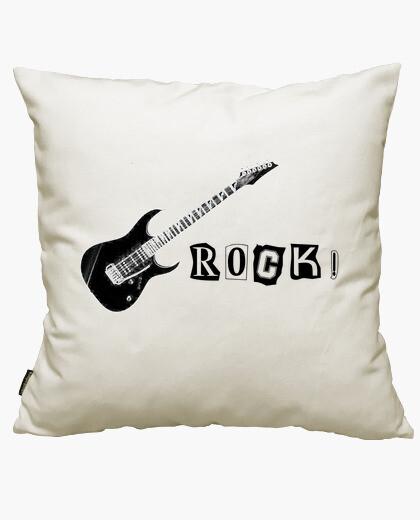 Funda cojín Rock! (guitarra)