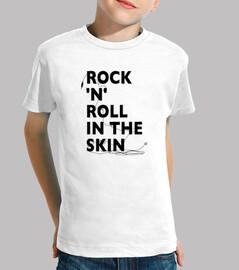 rock in the skin