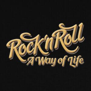 Camisetas Rock n Roll WOL