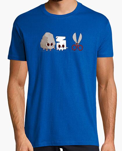 Rock paper bully t-shirt