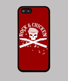 rock skull iphone 5