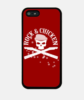 rock skull iphone 5