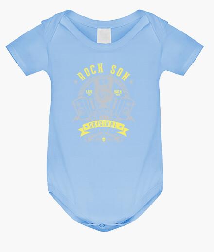 Abbigliamento bambino rock sono