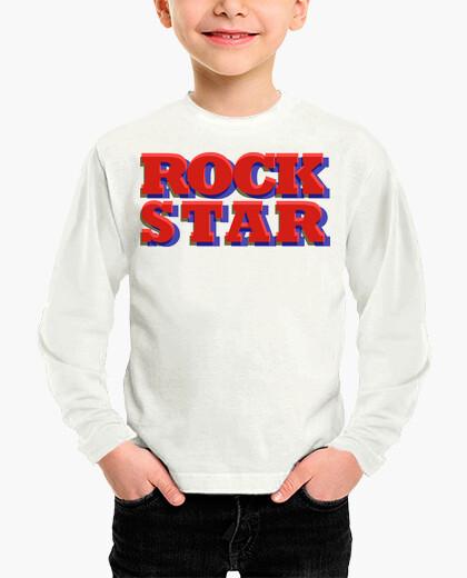 Ropa infantil ROCK STAR