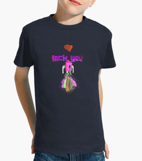 Ropa infantil Rock You! Love