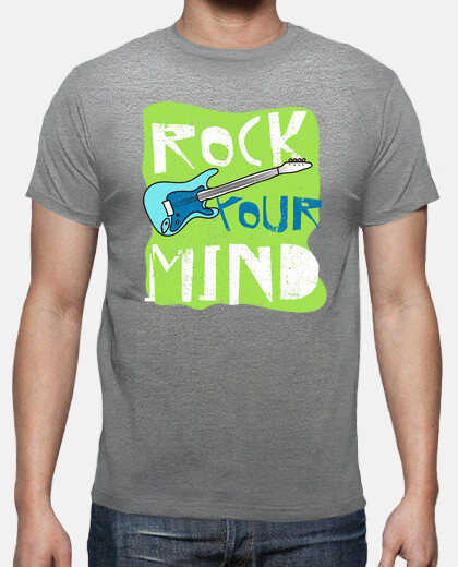 rock your mind - rock and roll gift