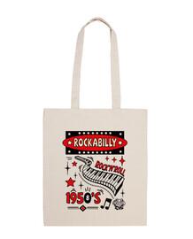 Rockabilly Retro 1950s Rockers USA Rock and Roll