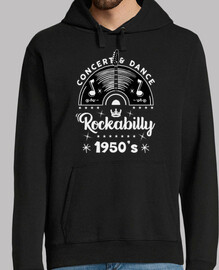 rockabilly retro rock and roll années 1950 USA jersey rockers