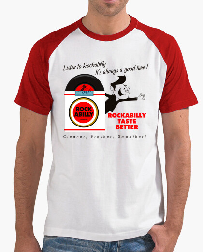 Camiseta Rockabilly Taste Better