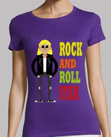 rocker rock star