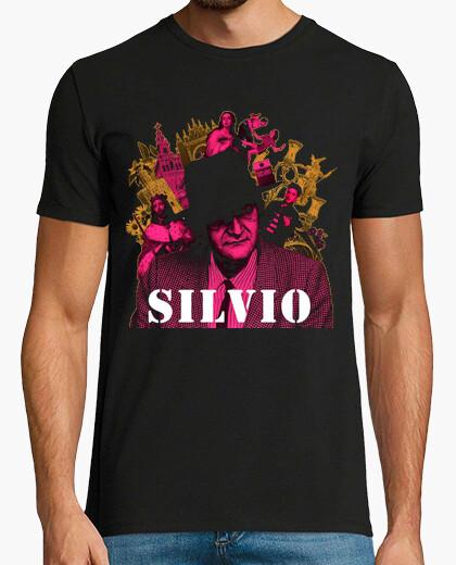 Camiseta Rockero Silvio