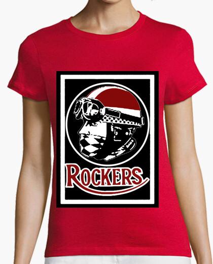Camiseta ROCKERS FULL chica
