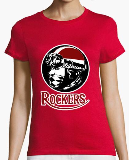 Camiseta ROCKERS VINTAGE chica