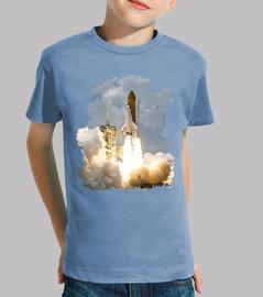 rocket / launch / shuttle